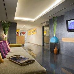 Отель Citadines Sukhumvit 16 Bangkok Таиланд, Бангкок - 1 отзыв об отеле, цены и фото номеров - забронировать отель Citadines Sukhumvit 16 Bangkok онлайн детские мероприятия