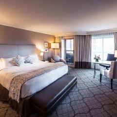 Отель Grand Pacific Канада, Виктория - отзывы, цены и фото номеров - забронировать отель Grand Pacific онлайн комната для гостей фото 4