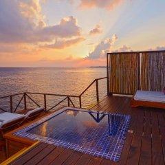 Отель Adaaran Prestige Vadoo Мальдивы, Мале - отзывы, цены и фото номеров - забронировать отель Adaaran Prestige Vadoo онлайн бассейн фото 2