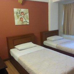 Sukhumvit Crown Hotel Бангкок комната для гостей фото 5