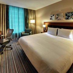 Отель Hilton Garden Inn Brussels City Centre Бельгия, Брюссель - 4 отзыва об отеле, цены и фото номеров - забронировать отель Hilton Garden Inn Brussels City Centre онлайн комната для гостей фото 2