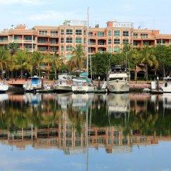 Отель Marina Costa Bonita Масатлан приотельная территория фото 2
