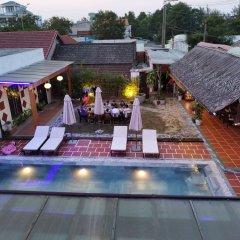 Отель Ha My Beachside Villa Hoian