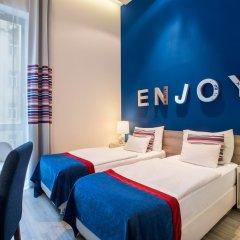 Отель Estilo Fashion Будапешт комната для гостей фото 3