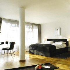 Augarten Art Hotel комната для гостей