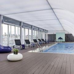 Hotel Baia бассейн
