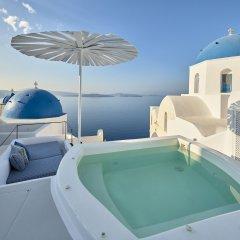 Отель Cave Suite Oia Греция, Остров Санторини - отзывы, цены и фото номеров - забронировать отель Cave Suite Oia онлайн бассейн