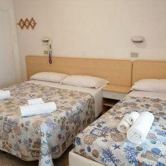 Отель Alba Италия, Римини - 1 отзыв об отеле, цены и фото номеров - забронировать отель Alba онлайн комната для гостей фото 5