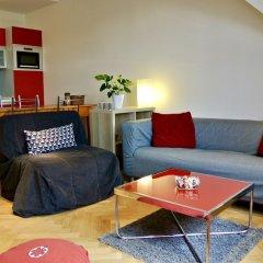 Апартаменты Prague Letna Apartments комната для гостей фото 3