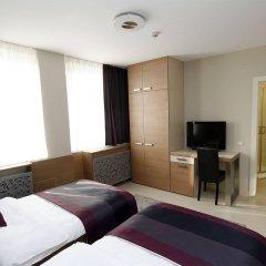 Отель Srbija Garni Сербия, Белград - 2 отзыва об отеле, цены и фото номеров - забронировать отель Srbija Garni онлайн комната для гостей фото 4