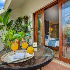 Отель Oriental Suite Hotel & Spa Вьетнам, Ханой - отзывы, цены и фото номеров - забронировать отель Oriental Suite Hotel & Spa онлайн балкон
