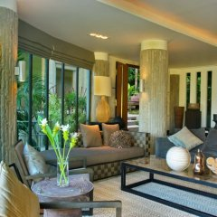 Апартаменты Aspasia Kata Luxury Resort Apartment пляж Ката комната для гостей фото 2