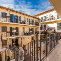 Апартаменты Aurelia Vatican Apartments балкон