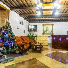 Гостиница Вилла Леку интерьер отеля фото 3