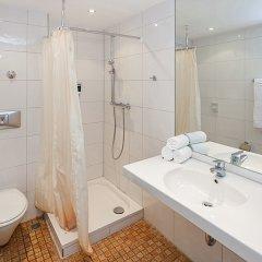 Günnewig Kommerz Hotel ванная фото 4