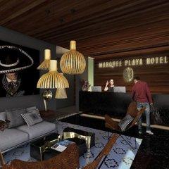Отель Marquee Playa Hotel Мексика, Плая-дель-Кармен - отзывы, цены и фото номеров - забронировать отель Marquee Playa Hotel онлайн развлечения