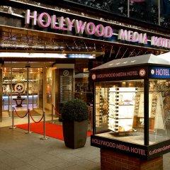 Отель Hollywood Media Hotel Германия, Берлин - 1 отзыв об отеле, цены и фото номеров - забронировать отель Hollywood Media Hotel онлайн питание фото 3