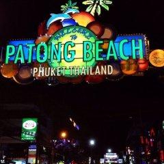 Отель Bt Inn Patong развлечения