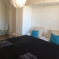 Апартаменты Apartment In The Bohemian District Ювяскюля комната для гостей