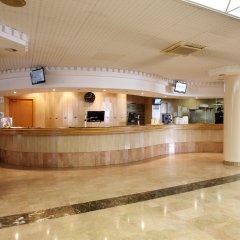 Gran Hotel Don Juan Resort интерьер отеля