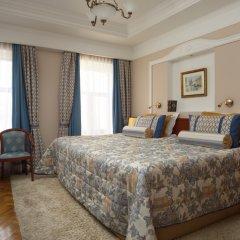 Гостиница Гельвеция комната для гостей фото 8