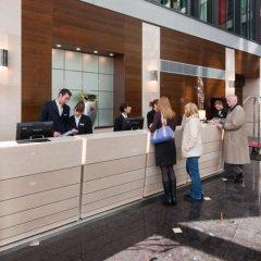Отель Eurostars Berlin Германия, Берлин - 8 отзывов об отеле, цены и фото номеров - забронировать отель Eurostars Berlin онлайн интерьер отеля фото 3