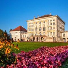 Hotel Pension Köberl Мюнхен помещение для мероприятий