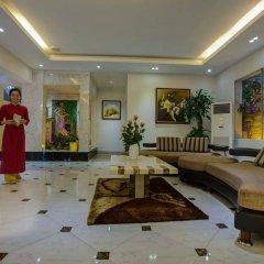 Отель Hanoi Garden Hotel Вьетнам, Ханой - отзывы, цены и фото номеров - забронировать отель Hanoi Garden Hotel онлайн интерьер отеля фото 3