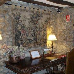 Отель Posada La Torre de La Quintana Испания, Льендо - отзывы, цены и фото номеров - забронировать отель Posada La Torre de La Quintana онлайн интерьер отеля фото 2