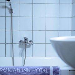 Отель Dorian Inn Hotel Греция, Афины - 7 отзывов об отеле, цены и фото номеров - забронировать отель Dorian Inn Hotel онлайн ванная