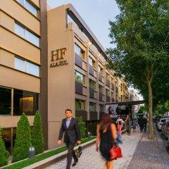 Отель Ala Sul HF Tuela городской автобус