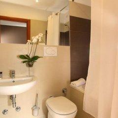 Отель Ciampino Италия, Чампино - 6 отзывов об отеле, цены и фото номеров - забронировать отель Ciampino онлайн ванная