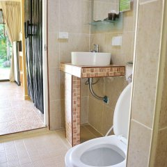 Отель Kamala Tropical Garden Таиланд, Пхукет - отзывы, цены и фото номеров - забронировать отель Kamala Tropical Garden онлайн ванная фото 2