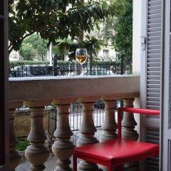 Hotel Victor Hugo балкон фото 2