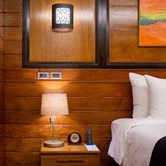 Haibay hotel сейф в номере