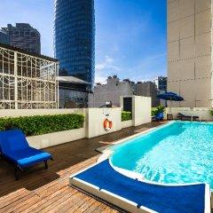 Saigon Prince Hotel бассейн фото 3