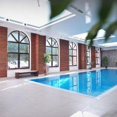 Гостиница Mercure Rosa Khutor (Меркюр Роза Хутор) бассейн