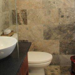 Отель Thien Tan Homestay Hoi An Вьетнам, Хойан - отзывы, цены и фото номеров - забронировать отель Thien Tan Homestay Hoi An онлайн ванная