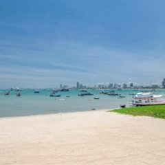 Отель Siam Bayshore Resort Pattaya пляж