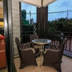 Отель Nida Rooms Cozy Beach Jomtien балкон