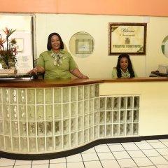 Pineapple Court Hotel спа