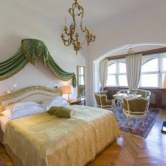 Отель Schloss Monchstein Зальцбург комната для гостей фото 5