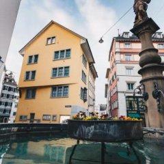 Отель A-Ja Zurich. Das City-Resort. Цюрих бассейн фото 3