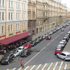 Отель SH Адажио Санкт-Петербург