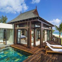 Отель The St. Regis Mauritius Resort бассейн фото 2