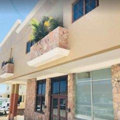 Hotel Colonos Кабо-Сан-Лукас вид на фасад