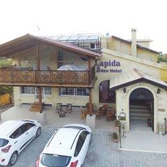 Lapida Hotel парковка