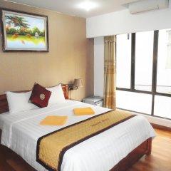 Отель Hanoi Sky View Hotel Вьетнам, Ханой - отзывы, цены и фото номеров - забронировать отель Hanoi Sky View Hotel онлайн комната для гостей фото 3