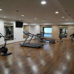 International Hotel фитнесс-зал