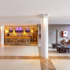 Отель Sol Fuerteventura Jandia интерьер отеля фото 3